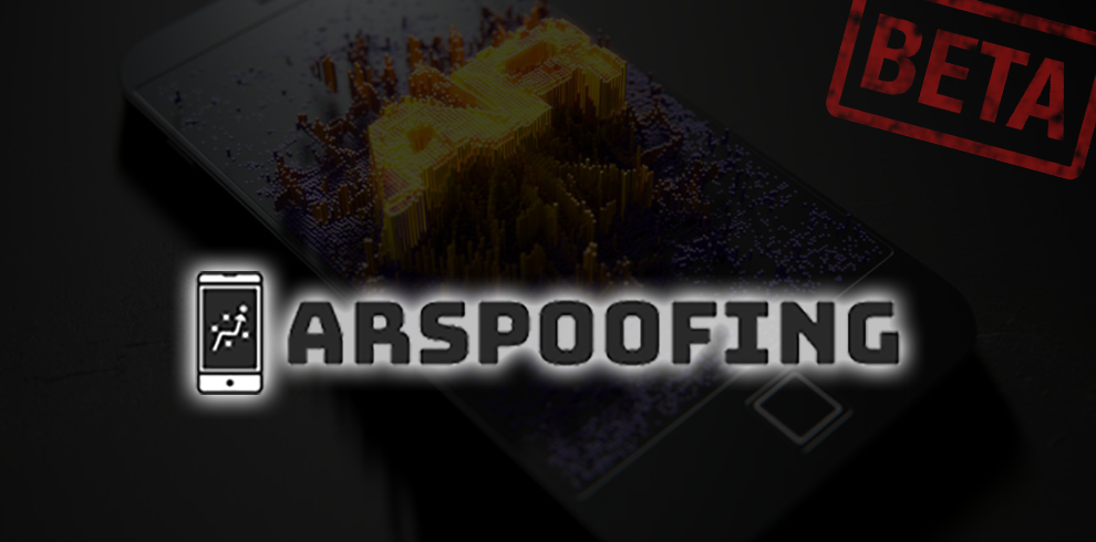 ARSpoofing - The #1 source for spoofing PoGo, HP:WU & Ingress!