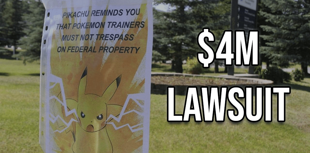 Niantic To Pay $4m In Pokemon GO Trespassing Lawsuit